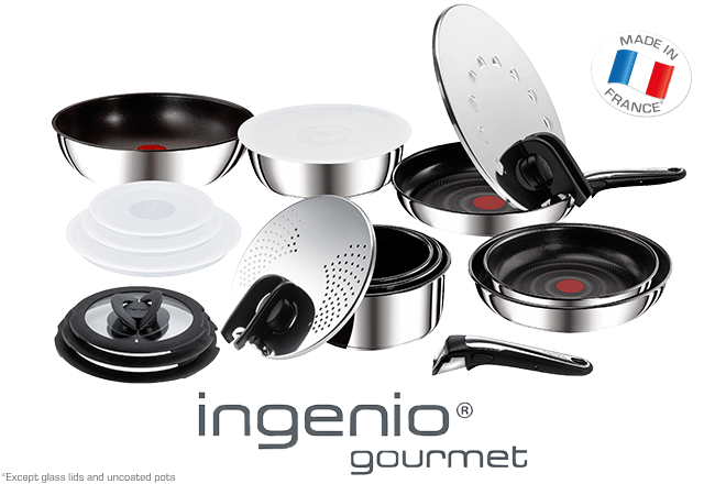 Ingenio Pots And Pans