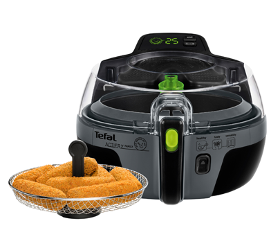 FRY ACTIFRY FAMILY SNACKING is made for you!