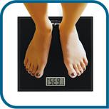 Tefal Bathroom Scale, 150kg - PP1060V0