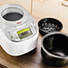 Spherical bowl Advanced multicooker 45 in 1