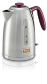 TEFAL MAISON Stainless steel - pomegranate red