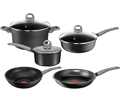tefal flavour frying pans and pots. Black Bedroom Furniture Sets. Home Design Ideas