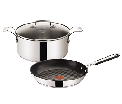 Stainless steel bathroom accessories - Tefal Jamie Oliver Stainless Steel Jamie Oliver Stainless Steel The