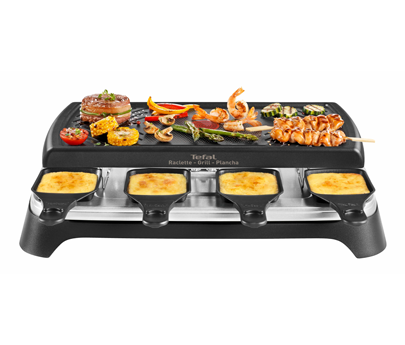 tefal raclette grill instructions