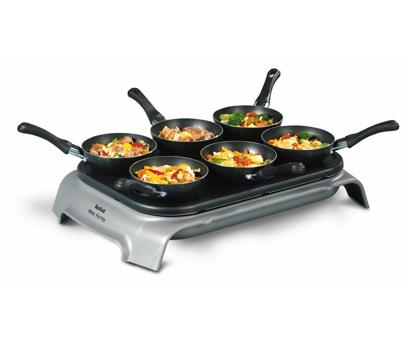Tefal wok party lidl type 1335 serie1 py580018 - Machine a crepe tefal ...