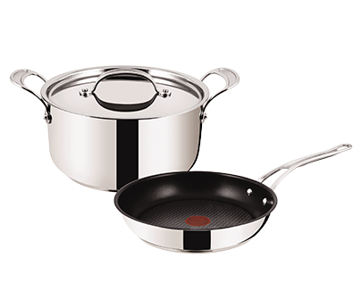 Tefal Jamie Oliver Stainless Steel Professional Series