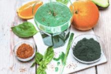 Detox smoothie healthy recipe