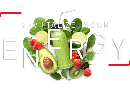 revitalize your energy