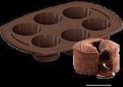 PROflex baking mold / 6 muffins