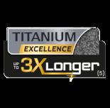 Titanium excellence