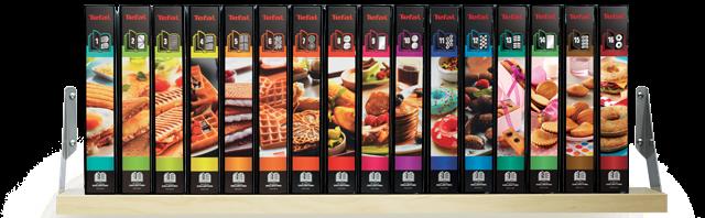 Fremragende Snack Collection CH18