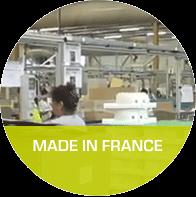 Χώρα παραγωγής: Γαλλία Επισκεφτείτε το εργοστάσιο παραγωγής της Actifry®