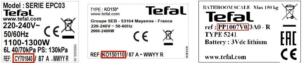 tefal food processor instructions