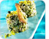 Gribiche-style Mackerel Spread